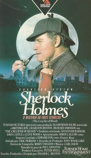 Sherlock Holmes: O Mistério do Forte Vermelho - Poster / Capa / Cartaz - Oficial 1