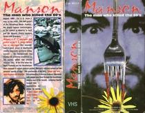 Manson: The Man Who Killed The 60s - Poster / Capa / Cartaz - Oficial 1