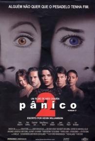 Pânico 2 - Poster / Capa / Cartaz - Oficial 3