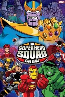 Esquadrão de Heróis (2° Temporada) - Poster / Capa / Cartaz - Oficial 1