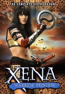 Xena: A Princesa Guerreira (6ª Temporada) - Poster / Capa / Cartaz - Oficial 1