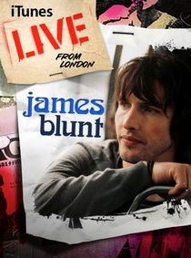 James Blunt - Live from London - Poster / Capa / Cartaz - Oficial 1