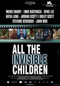 Crianças Invisíveis - Poster / Capa / Cartaz - Oficial 2