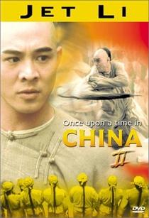 Era Uma Vez na China 2 - Poster / Capa / Cartaz - Oficial 5