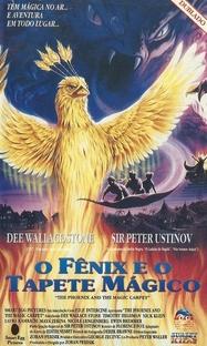 O Fênix e o Tapete Mágico - Poster / Capa / Cartaz - Oficial 3