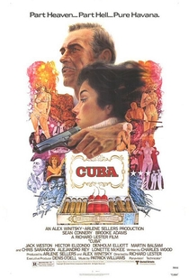 Cuba - Poster / Capa / Cartaz - Oficial 1