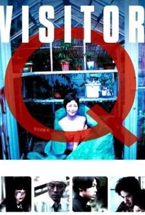 Visitor Q - Poster / Capa / Cartaz - Oficial 3