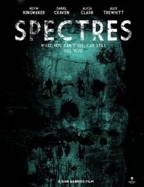 Spectres - Poster / Capa / Cartaz - Oficial 1