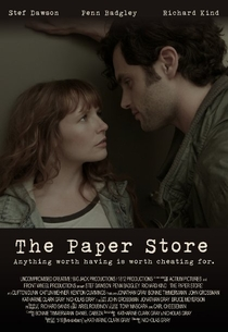 The Paper Store  - Poster / Capa / Cartaz - Oficial 1