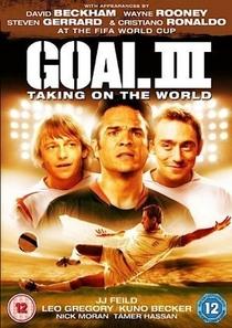 Gol! 3: Assumindo o Mundial - Poster / Capa / Cartaz - Oficial 4