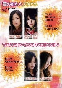 Tsubasa no Oreta Tenshitachi (2ª Temporada) - Poster / Capa / Cartaz - Oficial 1