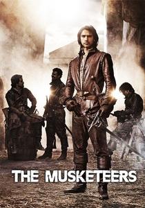 The Musketeers (3ª Temporada) - Poster / Capa / Cartaz - Oficial 1