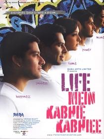 Life Mein Kabhie Kabhiee - Poster / Capa / Cartaz - Oficial 2