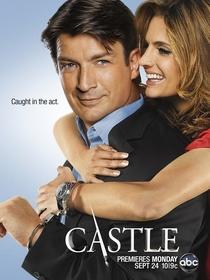 Castle (5ª Temporada) - Poster / Capa / Cartaz - Oficial 1