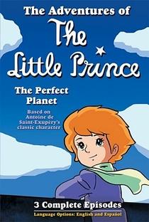 As Aventuras do Pequeno Príncipe - Poster / Capa / Cartaz - Oficial 4