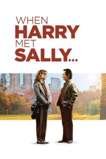Harry & Sally - Feitos um Para o Outro - Poster / Capa / Cartaz - Oficial 11