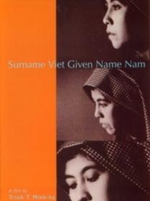 Surname Viet Given Name Nam - Poster / Capa / Cartaz - Oficial 1