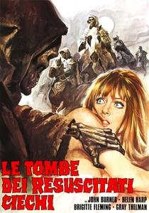 A Noite do Terror Cego - Poster / Capa / Cartaz - Oficial 5