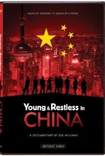Young & Restless in China  - Poster / Capa / Cartaz - Oficial 1