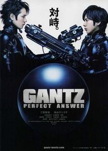 Gantz - Poster / Capa / Cartaz - Oficial 2