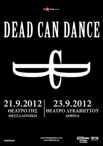Dead Can Dance: Live in Athens Greece - Poster / Capa / Cartaz - Oficial 1