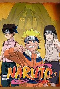 Naruto (7ª Temporada) - Poster / Capa / Cartaz - Oficial 2