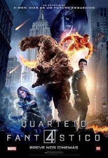 Quarteto Fantástico - Poster / Capa / Cartaz - Oficial 7