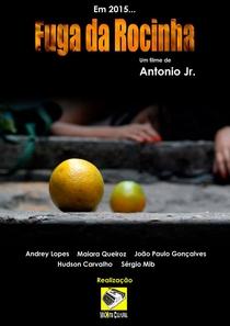 Fuga da Rocinha - Poster / Capa / Cartaz - Oficial 1