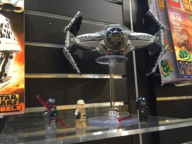 LEGO apresenta linhas baseadas em Star Wars e Jurassic World