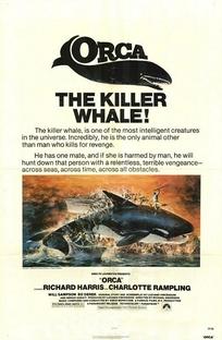 Orca - A Baleia Assassina - Poster / Capa / Cartaz - Oficial 2
