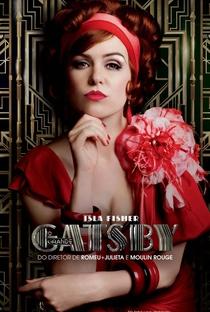 O Grande Gatsby - Poster / Capa / Cartaz - Oficial 26
