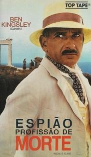 Espião - Profissão de Morte - Poster / Capa / Cartaz - Oficial 2