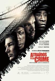 Atraídos Pelo Crime - Poster / Capa / Cartaz - Oficial 1