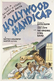 Hollywood Handicap  - Poster / Capa / Cartaz - Oficial 1