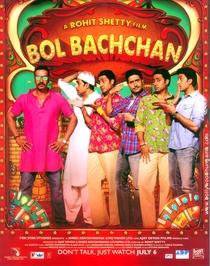 Bol Bachchan - Poster / Capa / Cartaz - Oficial 2