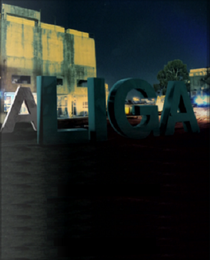 A Liga (1ª temporada) - Poster / Capa / Cartaz - Oficial 1