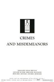 Crimes e Pecados - Poster / Capa / Cartaz - Oficial 1
