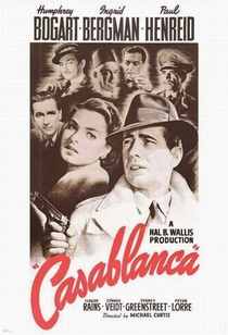 Casablanca - Poster / Capa / Cartaz - Oficial 8