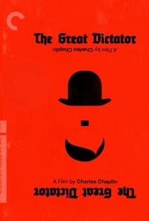 O Grande Ditador - Poster / Capa / Cartaz - Oficial 4