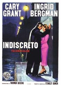 Indiscreta - Poster / Capa / Cartaz - Oficial 5