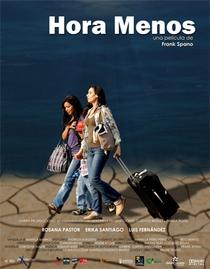 Hora Menos - Poster / Capa / Cartaz - Oficial 2