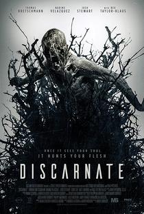 Discarnate - Poster / Capa / Cartaz - Oficial 1