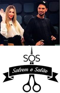 S.O.S Salvem o salão - Poster / Capa / Cartaz - Oficial 1