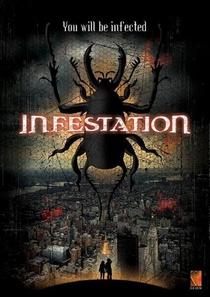 Infestação - Poster / Capa / Cartaz - Oficial 1