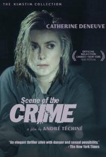 O Local do Crime - Poster / Capa / Cartaz - Oficial 1