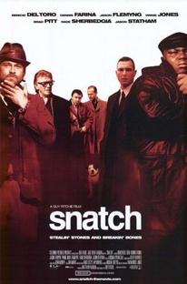 Snatch: Porcos e Diamantes - Poster / Capa / Cartaz - Oficial 4