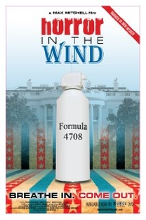 Horror in the Wind - Poster / Capa / Cartaz - Oficial 1