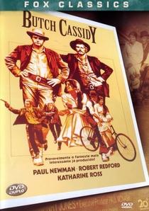 Butch Cassidy - Poster / Capa / Cartaz - Oficial 12