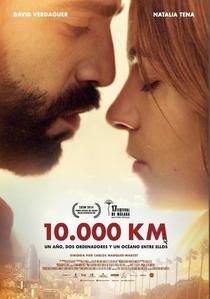 10.000 Km - Poster / Capa / Cartaz - Oficial 2