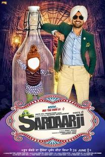 Sardarji - Poster / Capa / Cartaz - Oficial 3
